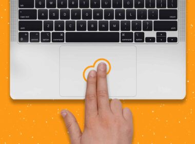 How to right-click on a Mac