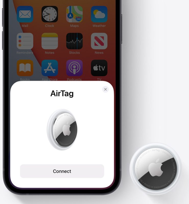How to set up and use AirTags