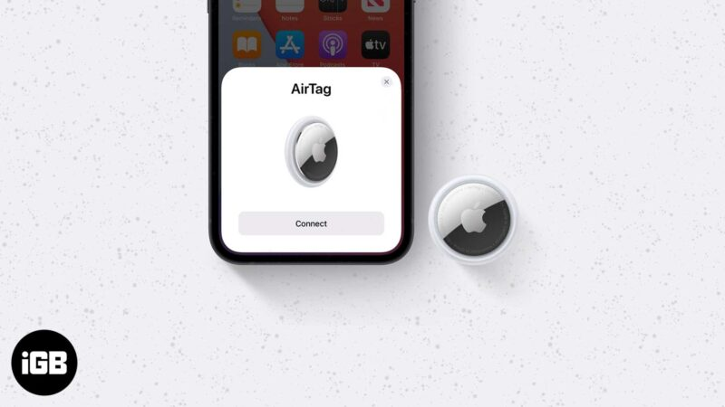 How to use AirTag to find your keys, wallet, or anything else
