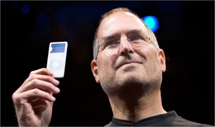iPod - Music Industry Apple disrupted