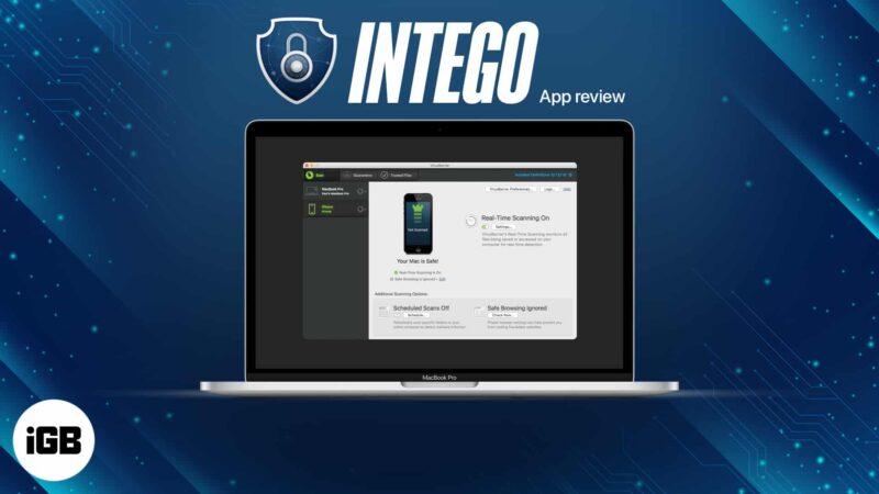 Intego Mac Internet Security X9 Review