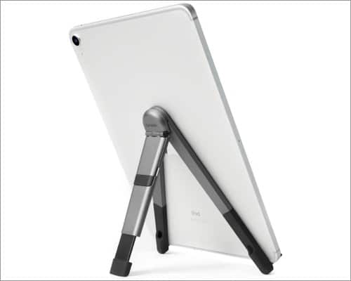 Twelve South Compass Pro iPad stand for a laptop-like experience