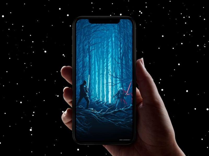 star wars iphone wallpaper 12