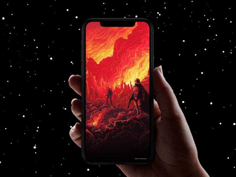 star wars iphone wallpaper 13