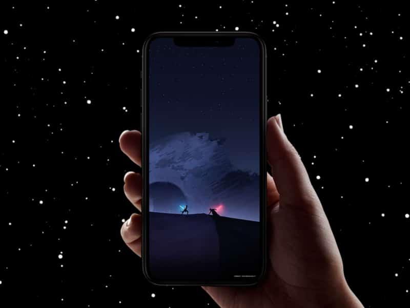 star wars iphone wallpaper 4