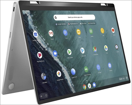 ASUS Chromebook 5 best laptop for college students