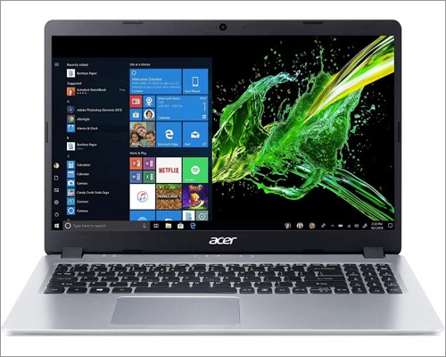 Acer Aspire 5 best laptop for college students