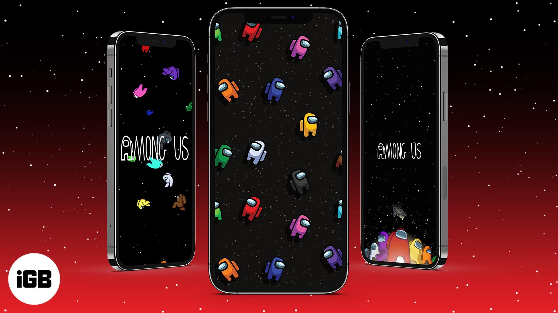 Best Among Us Wallpapers for iPhone