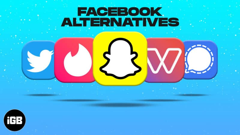 Best Facebook Alternatives for iPhone and iPad