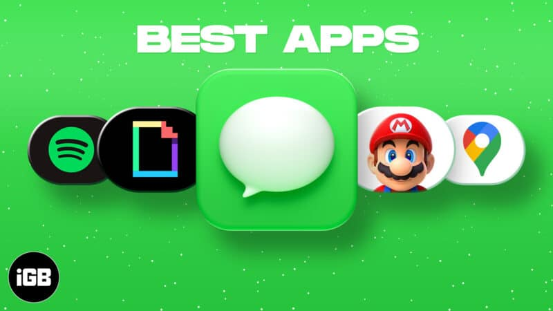 Best iMessage apps to do more than just chat