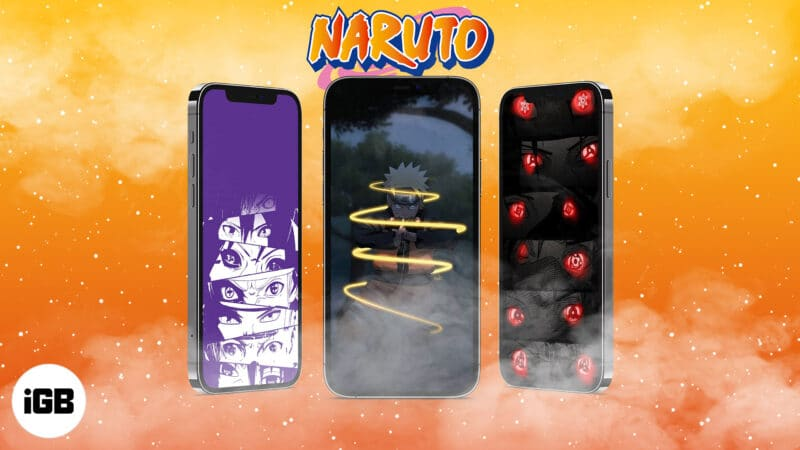 Cool Naruto Wallpapers for iPhone Free Download