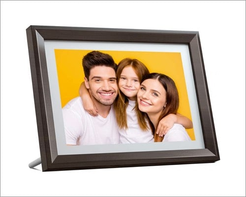 Dragontouch digital photo frame best father's day gifts