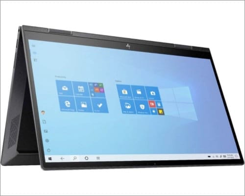 HP Envy best laptop for college students