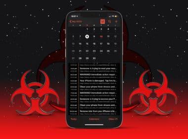 How to remove iPhone calendar virus
