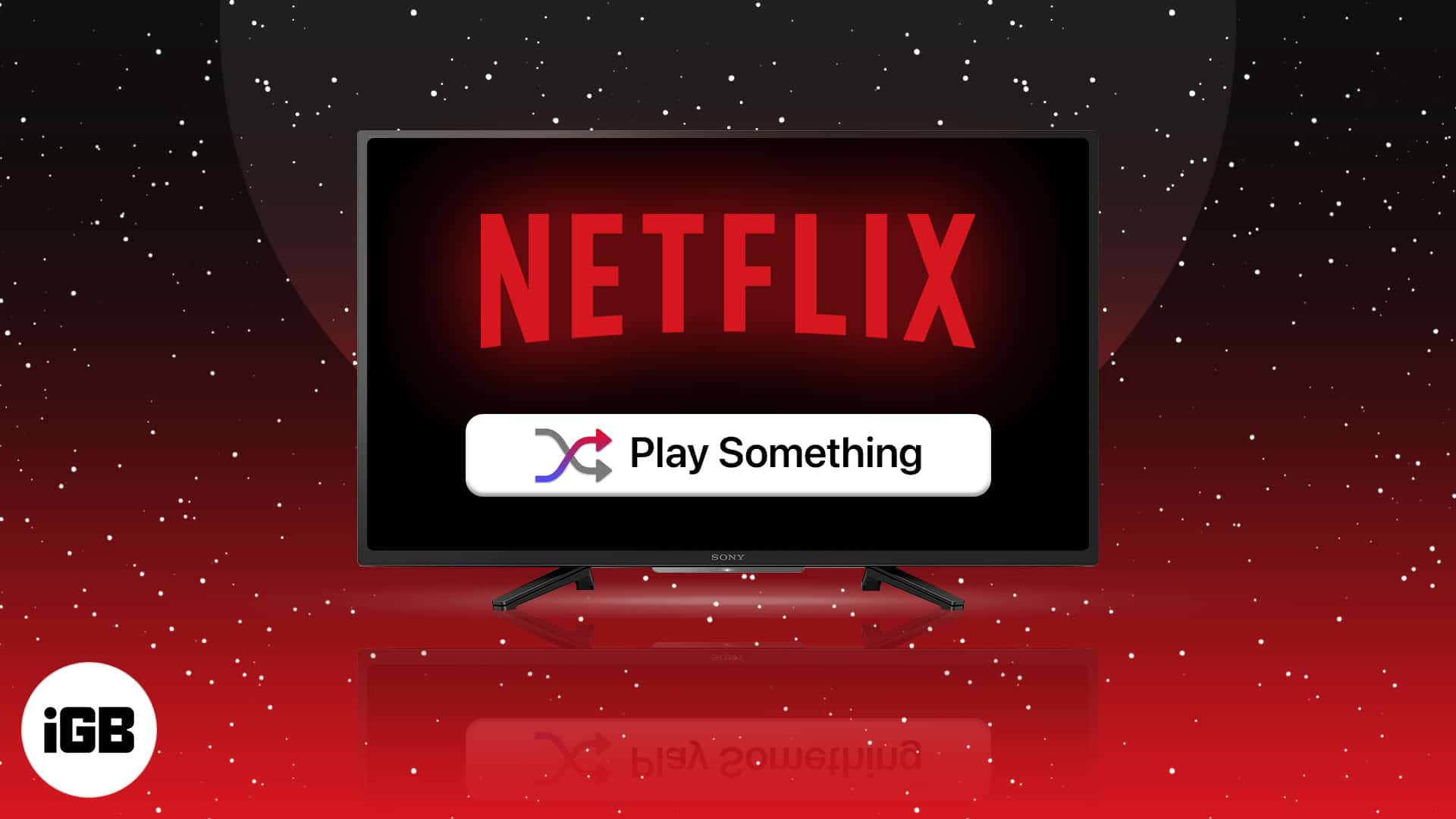 How to use Netflix Play Something
