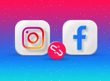 Instagram post not sharing to Facebook