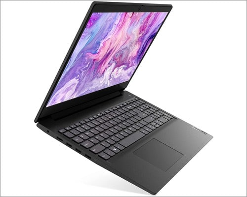 Lenovo IdeaPad 3 Best laptop for college students
