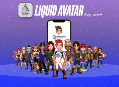 Liquid Avatar iOS app review