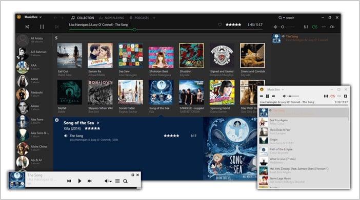 MusicBee-beste-iTunes-Alternative-für-iPhone