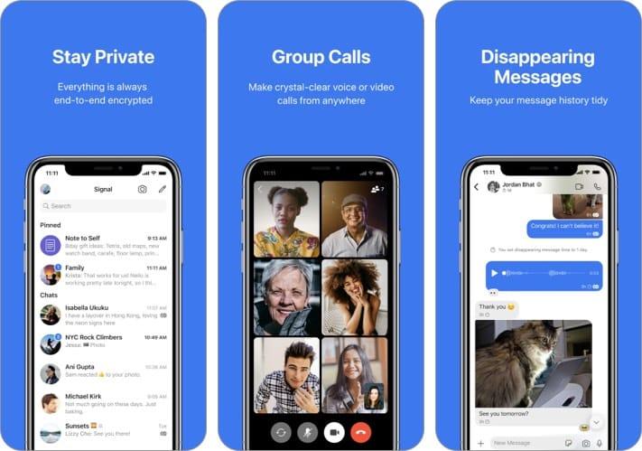 telegram best facebook alternative for iPhone and iPad