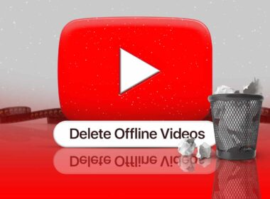 How to delete all YouTube offline videos on iPhone and iPad