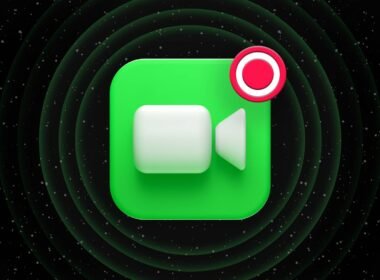 How to record a FaceTime call on iPhone, iPad, and Mac