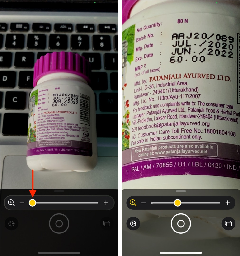 How to use Magnifier on iPhone