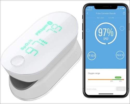 iHealth Air oximeter best father's day gifts