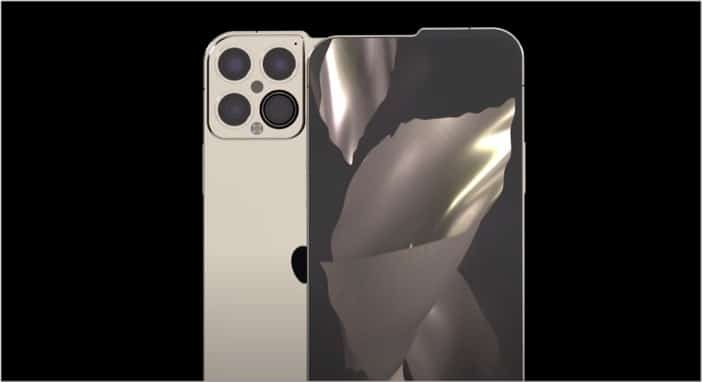 iPhone 13 concept image