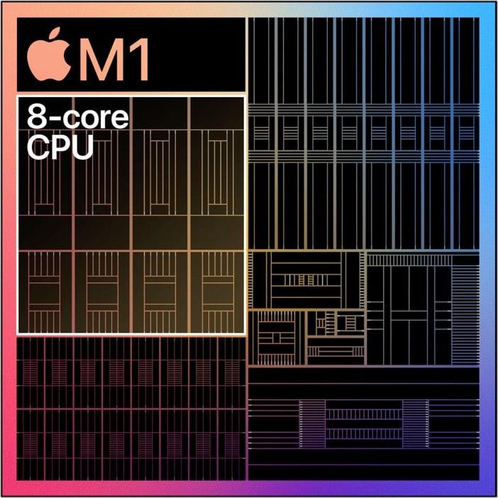 iPhone 13 rumors M1 chip