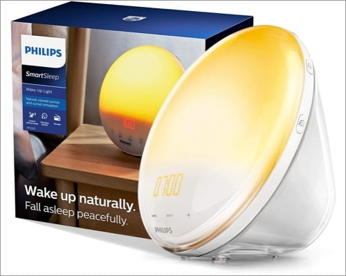 Philips smart sleep wake up light