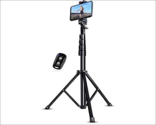 Ubeesize tripod and selfie stick