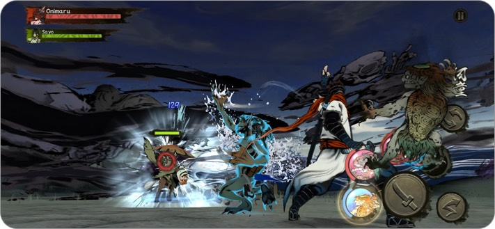 world of demons apple arcade game screenshot