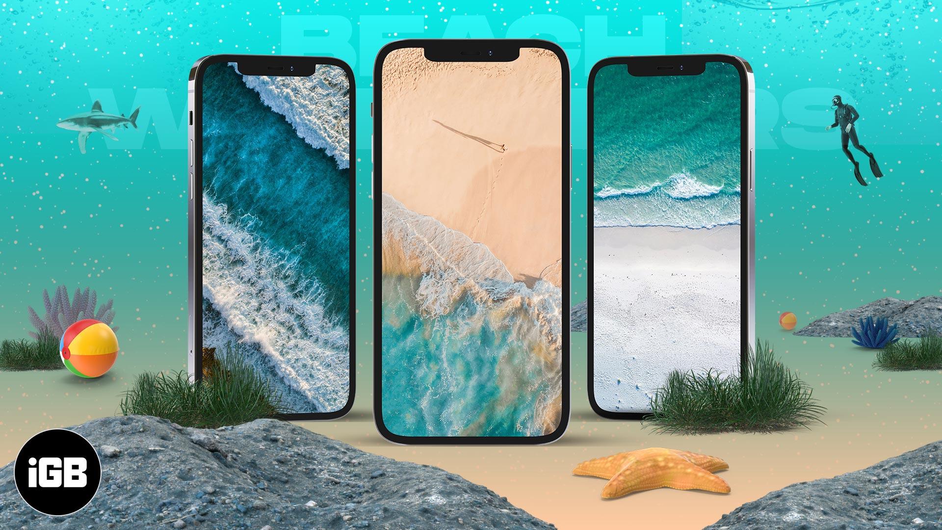 15 Best Beach Iphone Wallpapers In 2021 Free Hd Download Igeeksblog