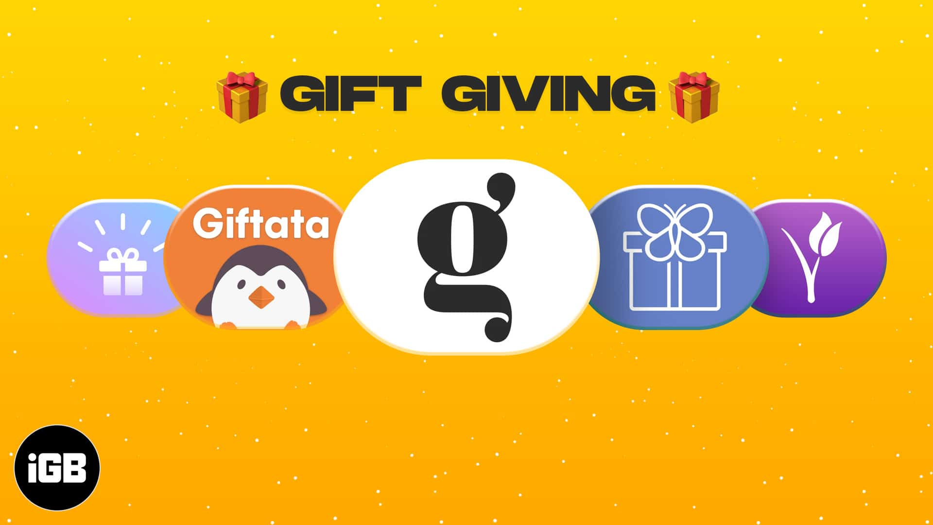 Best Gift-giving Apps for iPhone