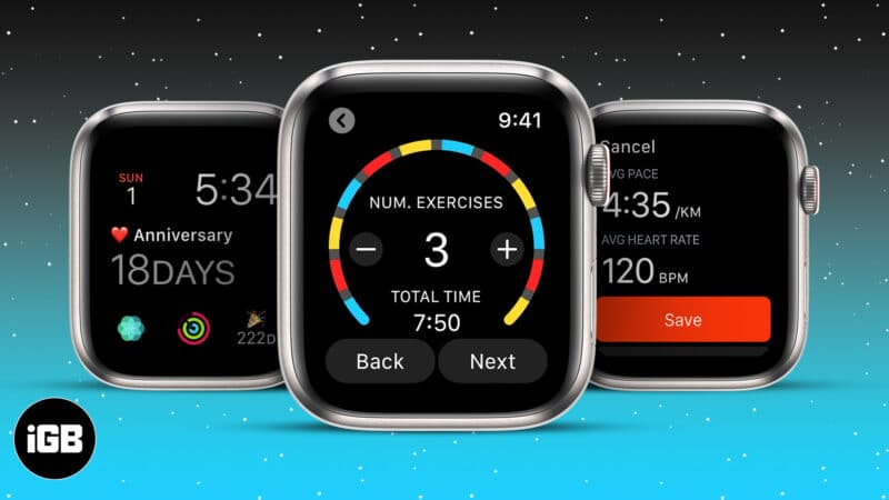 Best Timer Apps for Apple Watch