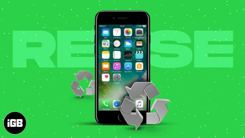 Best ways to reuse your old iPhone