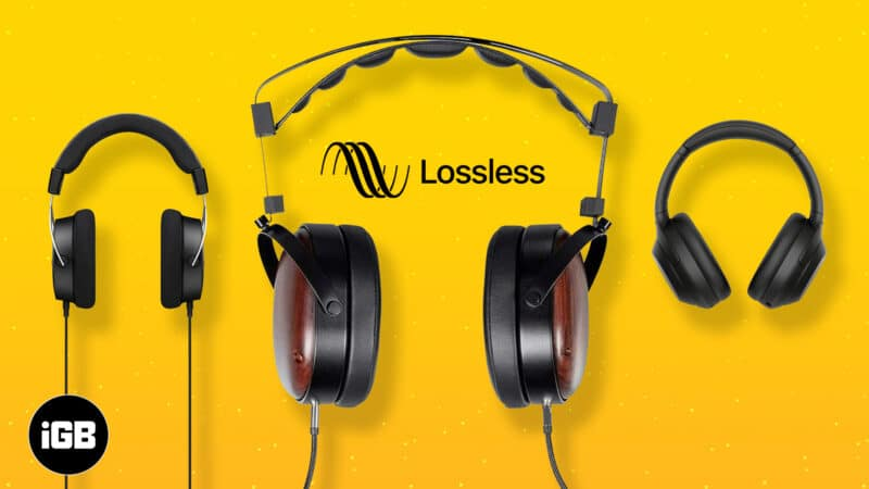 Best wired headphones for Apple Music lossless audio