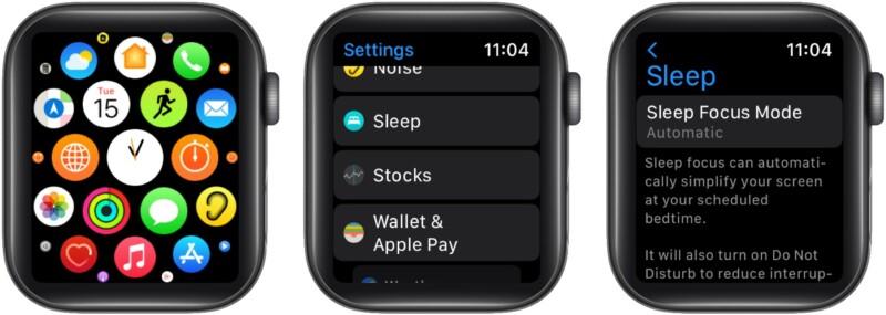 Atemfrequenz-Tracking auf der Apple Watch aktivieren