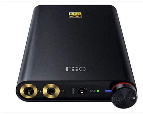 FiiO Q1 Mark II DAC & Amplifier for iPhone