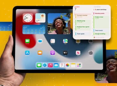 How to Add and Use Widgets in iPadOS 15 on iPad