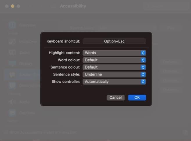 How to make Siri read aloud on Mac