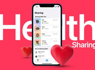 How to set up Health Sharing on iPhone