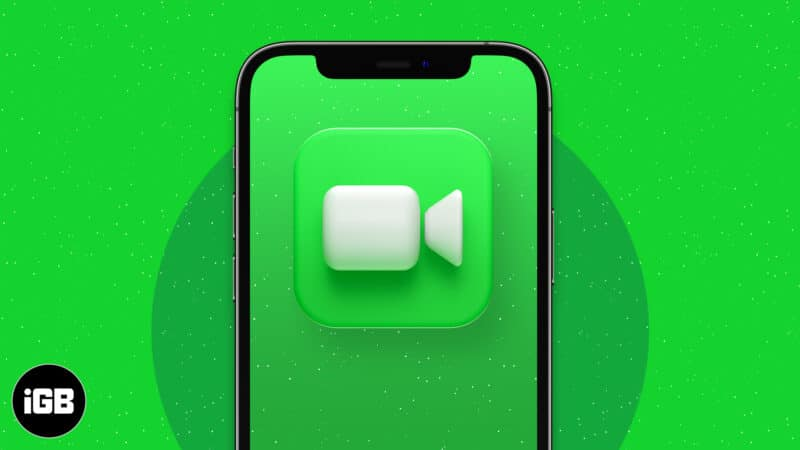 How to use FaceTime on iPhone in iOS 14 or 15