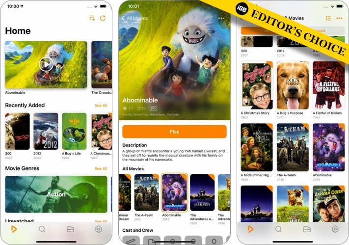 Infuse 7 Video Player app for iPhone and iPad