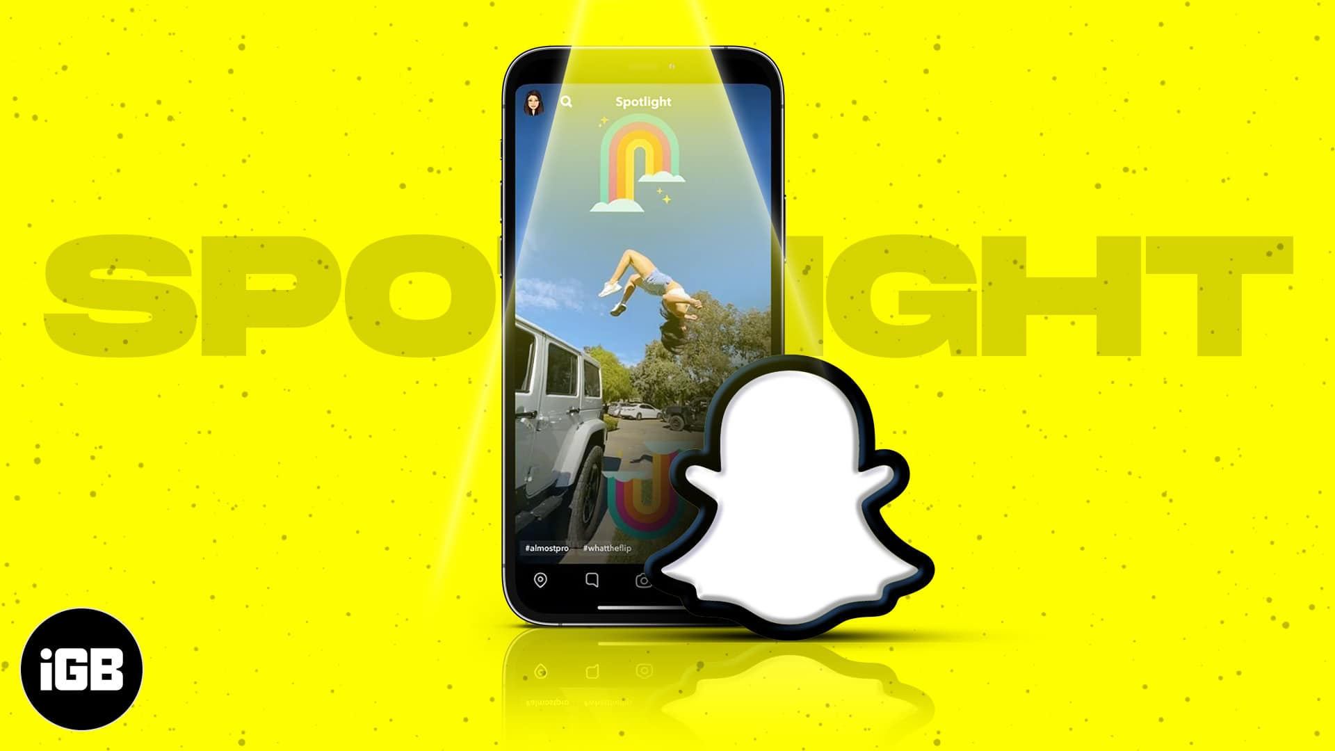 Snapchat Spotlight- What is it and how to make money out of it