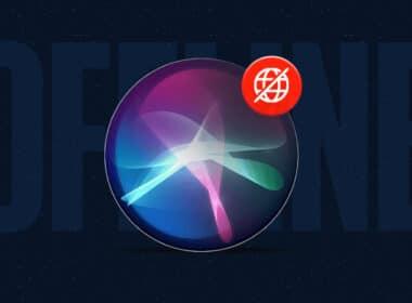 Use Offline Siri in iOS 15