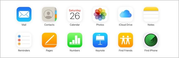 What data can Apple Digital Legacy contacts see