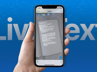 What is Live Text? How to use it in iOS 15
