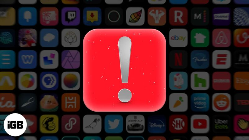App not working on iPhone? See how to fix it